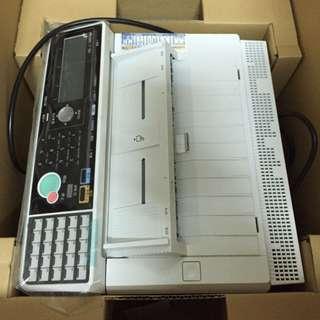 村田Muratec F99 感熱紙高速傳真機可影印 (98成新)