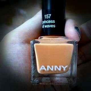 德國製Anny時尚指甲油 A10系列