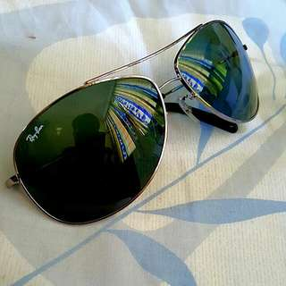 Authentic Ray-Ban Aviators