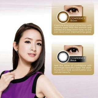 Daily Contact Lens With Bigger Eye