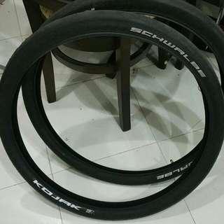 Schwalbe Kojak Slick MTB Tyre Tire