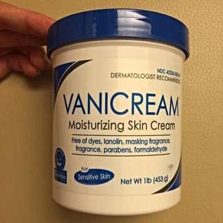 Vanicream 異位性皮膚炎專用乳液