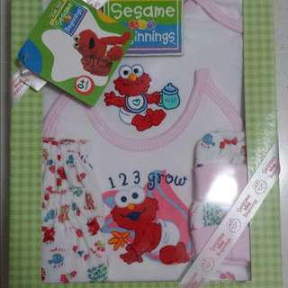 Baby 4 Pieces Gift Set