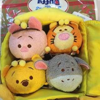 迪士尼Tsum Tsum 掛飾 防塵擦