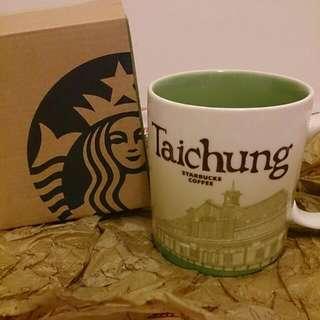 (保留)全新Starbucks 馬克杯《城市限定款》