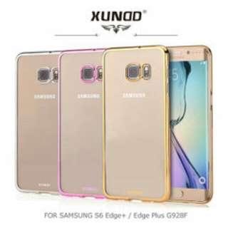 --庫米--XUNDD Samsung Galaxy S6 Edge+ / Edge Plus G928F 爵士電鍍殼
