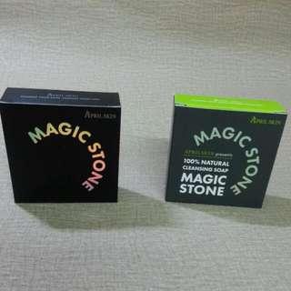 韓國 Magic Stone 天然魔法石潔顏皂