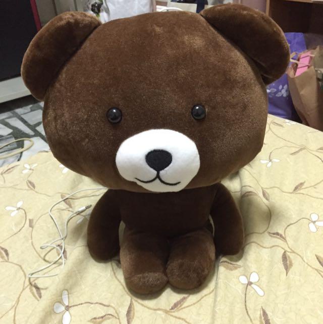 熊熊娃娃(含運)