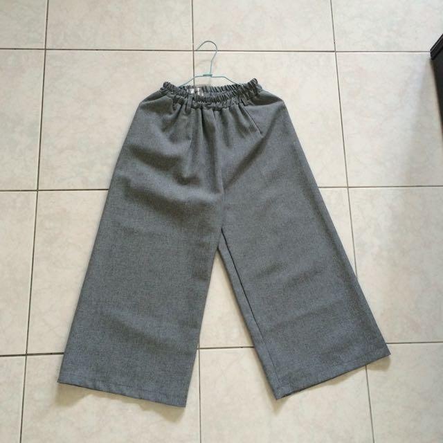 (二手)寬褲