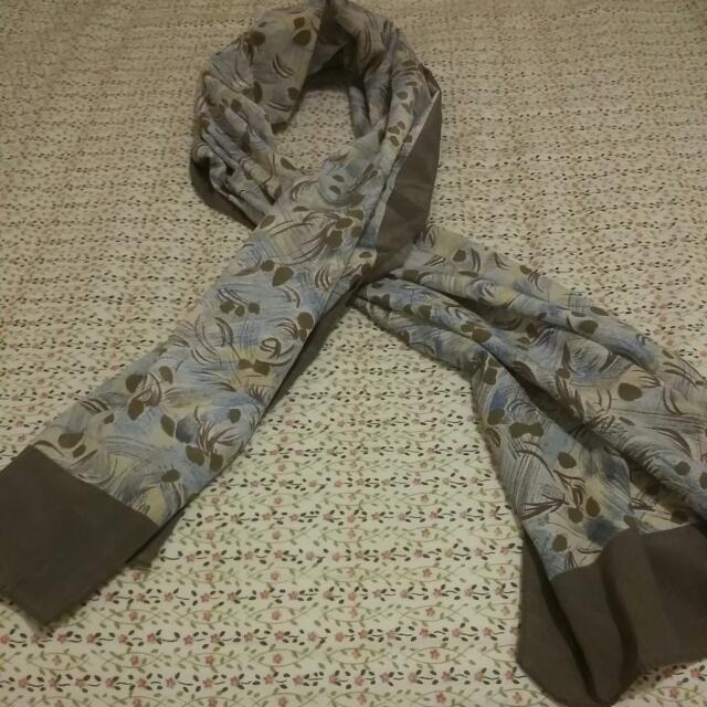 💚二手💚復古絲巾