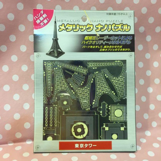 東京鐵塔迷你模型