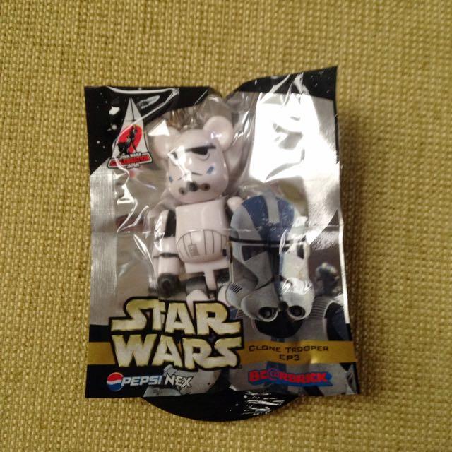 庫柏力克熊 星際大戰系列 Clone Trooper EP3