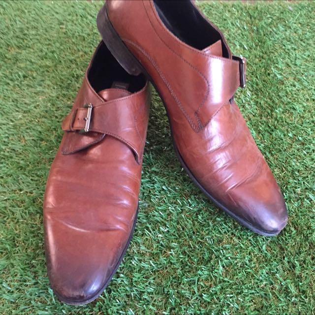 Aquila Leather Shoes