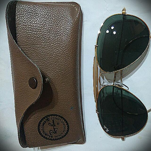 d40219fe1f2644 Authentic Ray-Ban Aviator Collection