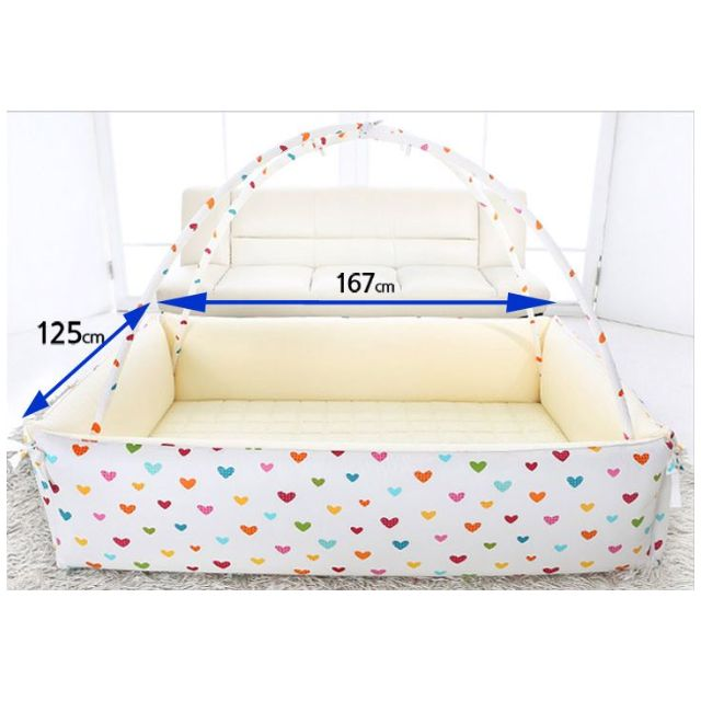 Boots Baby Bed Mats