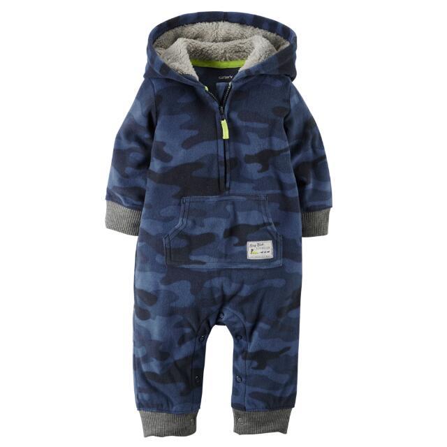 Carter's 嬰兒連身 冬裝 全新正品 兔裝