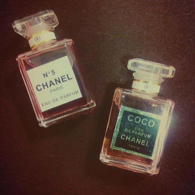(售出)Chanel N°5 小香
