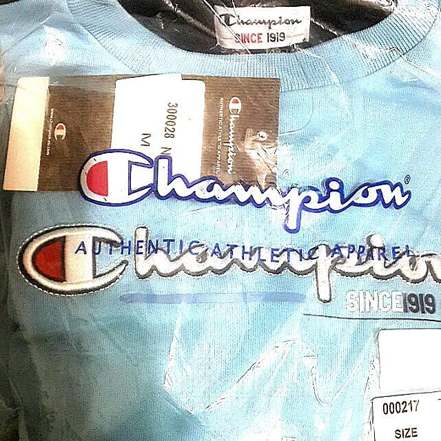 現貨chapiom藍衛衣