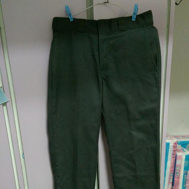 Duckies 灰色 工作褲 聯名 民宿 類似W874 W31x30