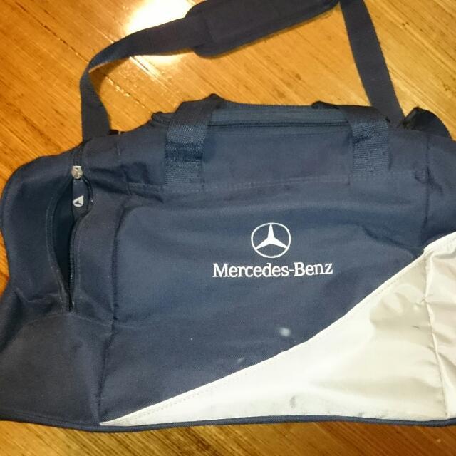 Genuine Mercedes Benz Gym Bag