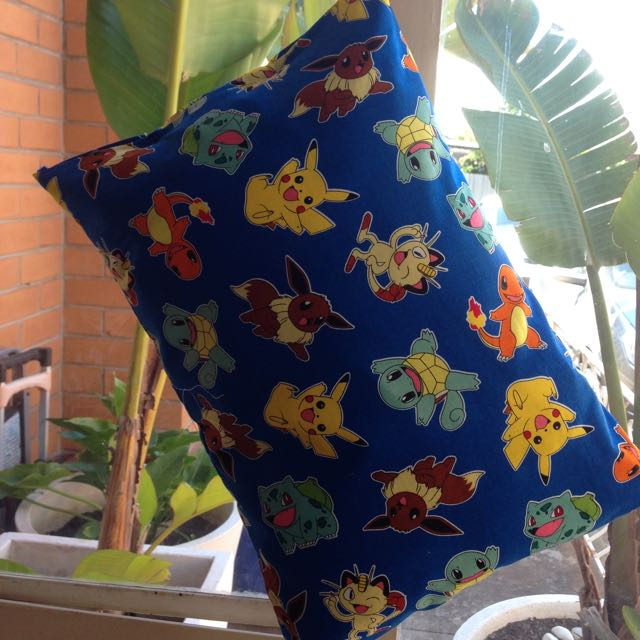 Hand Made-Brand New. Pokemon Pillow