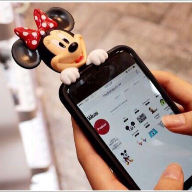 Iphone6 手機殼 米妮