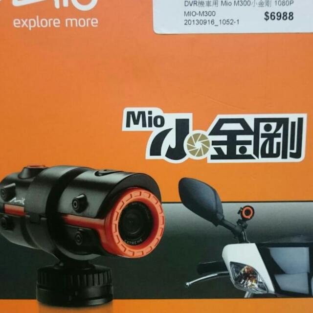 Mio M300行車記錄器