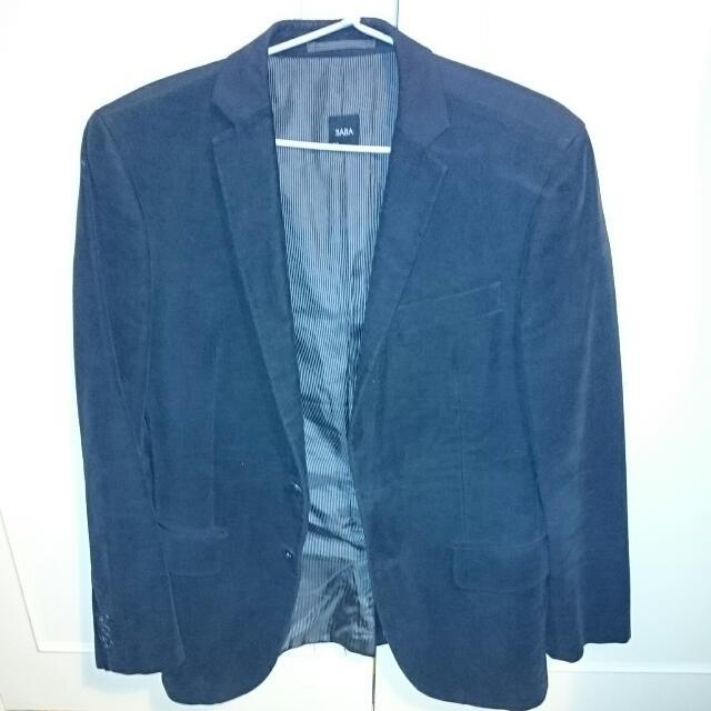 Saba Jacket Dark Navy Size 38