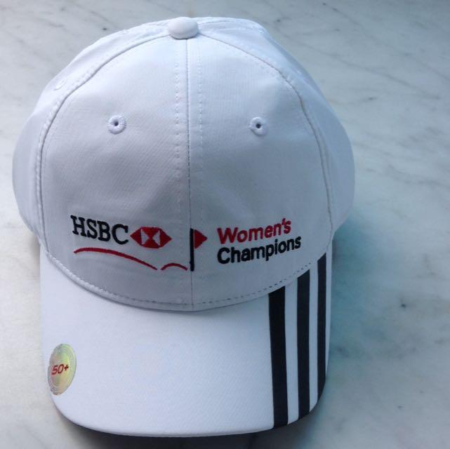 eb71da3bab56c TaylorMade Adidas HSBC Women s Champions Golf Cap