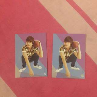 Infinite Collection Cards Volume 1: Myungsoo/L