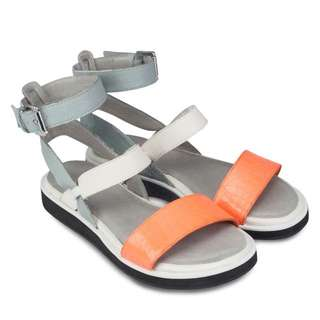 Brand New House Of Avenue Two Strap Sandals Size 38