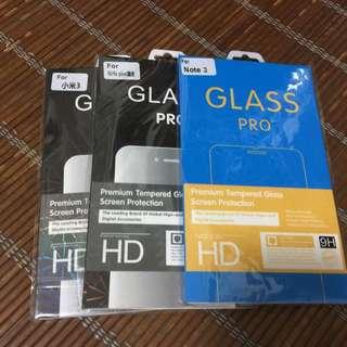 防爆鋼化玻璃保貼