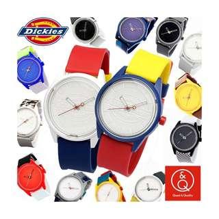 | 全新 | (最後兩隻!!)Q&Q Dickies ✨ 太陽能錶 手錶
