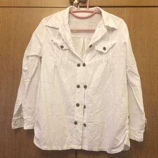 ✨(BN) White Shirt