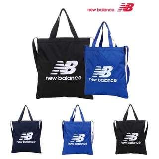 韓國 New Balance 韓國限定 肩背斜背包 手提包 黑/藍/深藍色 三色可選 可預購訂購 約15-20天 全新正品韓國代購