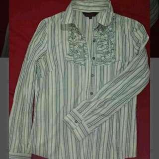 Toms Girl Long Sleeve Shirt