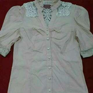 Sara Women Short Sleeve Lace Dress
