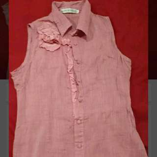 Sara Women Sleeveless Dress