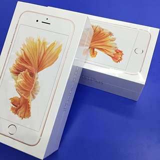 iPhone6s玫瑰金64G/香檳金64G/6sPlus玫瑰金64G