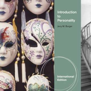 Introduction to Personality 8th Edition