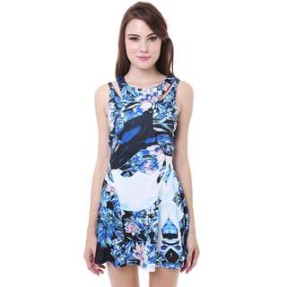 MDS - Arctic Blue Dress