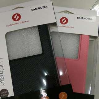 Samsung Galaxy Note4視窗皮套【可議價可用寄的須運費】