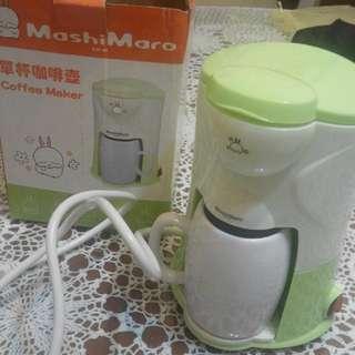 二手 Mashi Maro 單杯咖啡壺