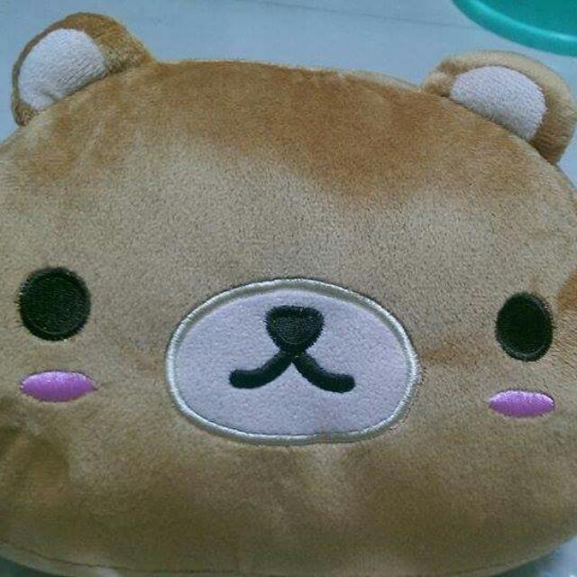 (全新)熊靠枕🐻🐻🐻
