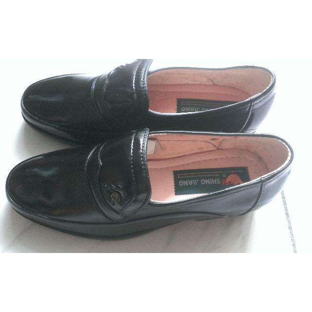 尖頭時尚個性型男皮鞋˙ 黑色(上班族、結婚、軍警)