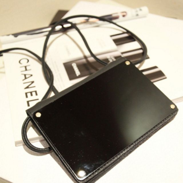 韓國鏡面手機小包 單肩斜跨迷你包