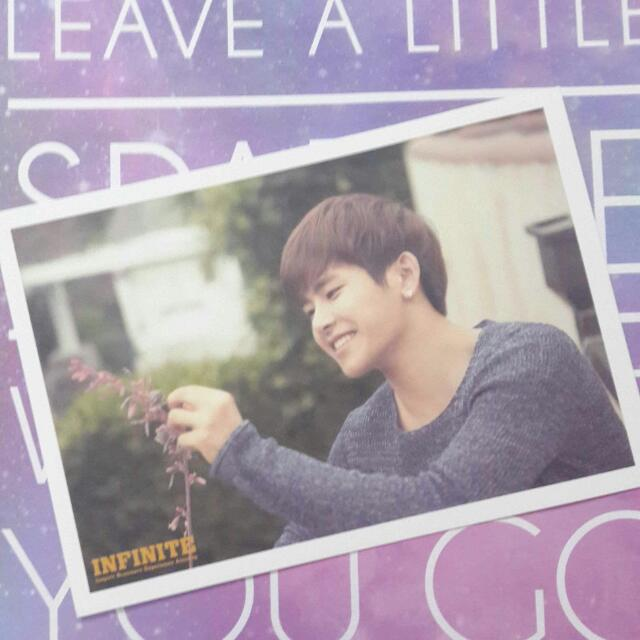 Infinite IDEA Photobook Postcard: Hoya