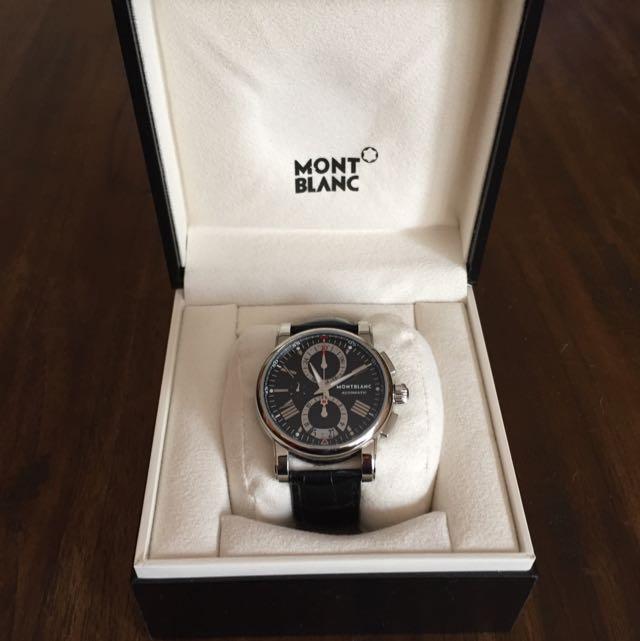 MontBlanc Automatic Chronograph