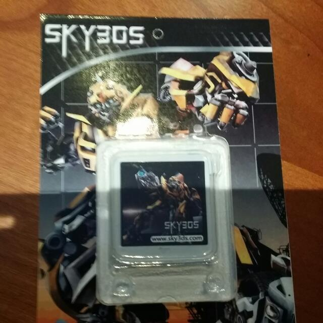 New Sky3ds For SALE!!(RESERVED)
