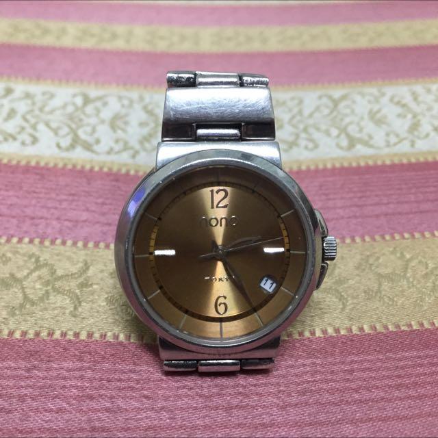 nono tokyo NT-B019 sapphire 手錶